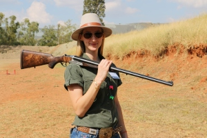Heym .470 Nitro Express at the Safari and Outdoor Dangerous Game Shoot