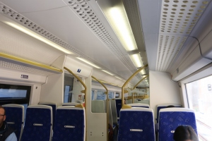 Inside the Gautrain